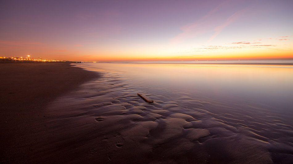 Zeezicht in Katwijk