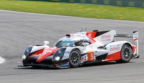 Toyota TS050 Hybride LMP1