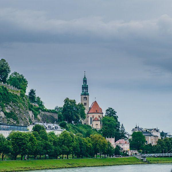 St. Mary (Mutterhaus) - Salzburg von Rob van der Pijll