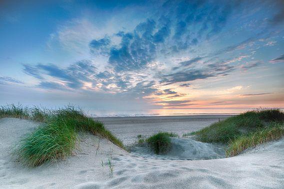 Strand van Egmond Binnen