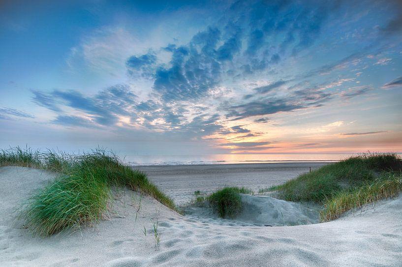 Strand van Egmond Binnen van Fotografie Egmond