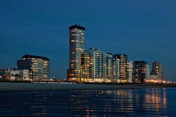 Vlissingen - Boulevard Bankert - Sardijntoren van