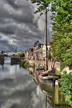 Delfshaven von Jan Kranendonk