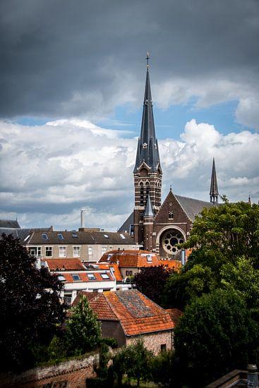 Sint-Barbarakerk in Culemborg van Milou Oomens