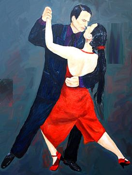 Tango sur Andrea Meyer