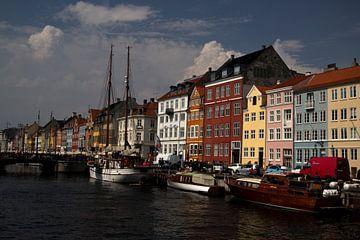 Kopenhagen, Nyhavn III von joas wilzing