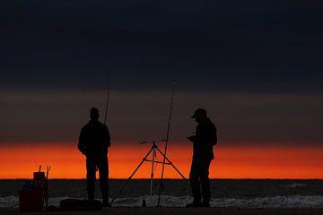 strandvissers von Dirk van Egmond