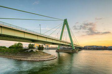 Severinsbrücke Cologne sur Michael Valjak