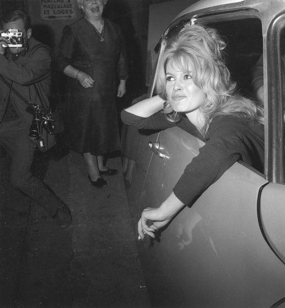 Brigitte Bardot im Jahr 1959 von Bridgeman Images