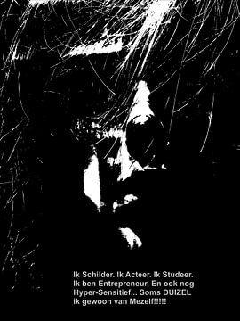 Dolende Dertigers: Duizelen Van Jezelf! von MoArt (Maurice Heuts)