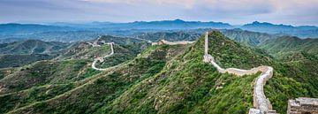 Chinesische Mauer von Roel Beurskens