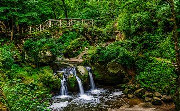 Schiessentumpel waterval Luxemburg sur Olaf Kerkhof