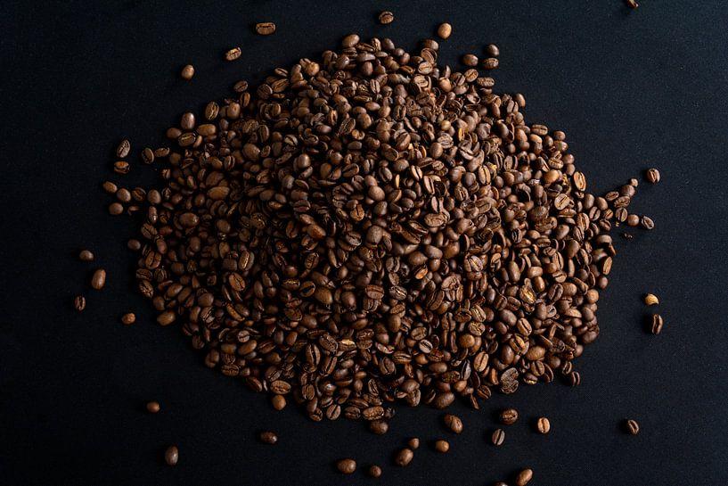 Koffie bonen van Ton de Koning