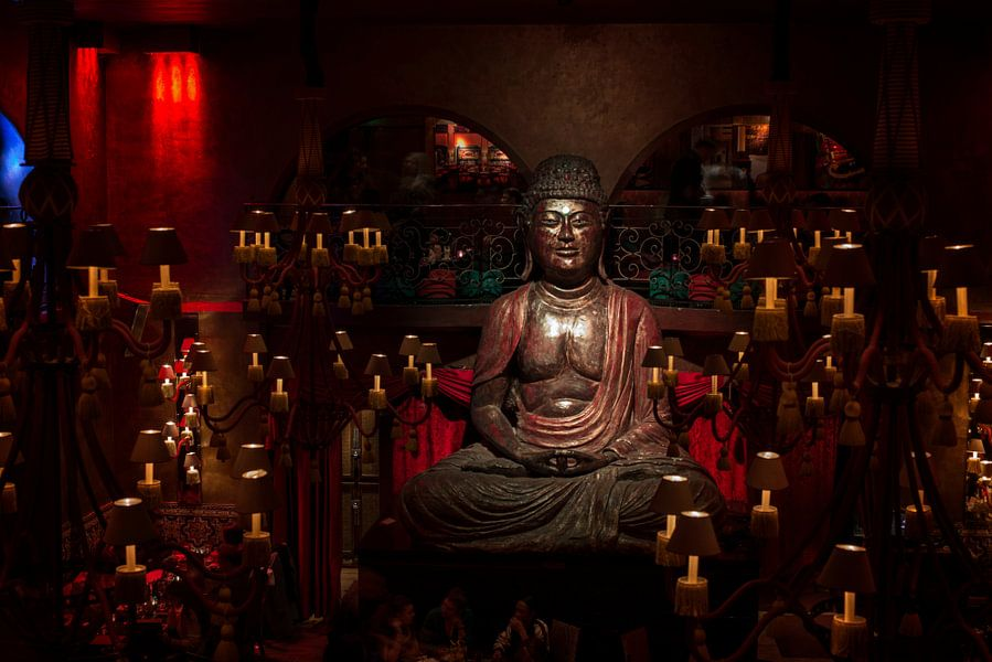 Buddha Bar, Parijs van Robert van Hall