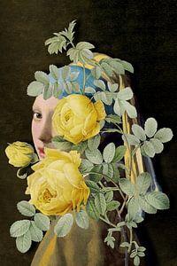 Meisje met de Parel - The Yellow Roses Edition II