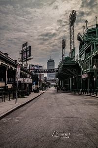 Fenway Park in Boston von