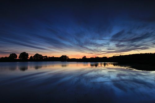 Reflectie. van Patrick Brouwers