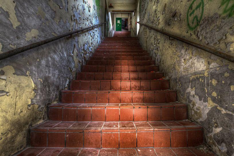 Stairway to ......... van Eus Driessen
