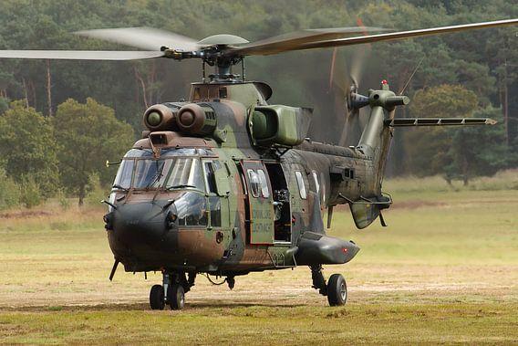 Koninklijke Luchtmacht AS532 Cougar