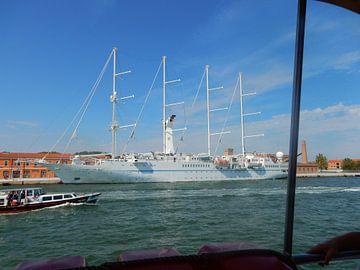 Wind star cruises zeiljacht von