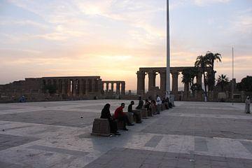 Vrijdagavond in Luxor van Philip Nijman