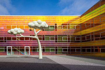 Almere architectuur la defense von Pixel Meeting Point