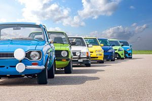 Ford RS Generationen