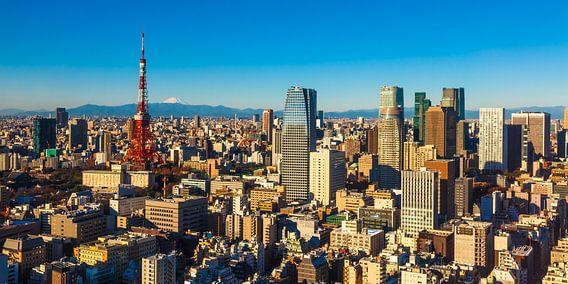 TOKYO 12 van Tom Uhlenberg