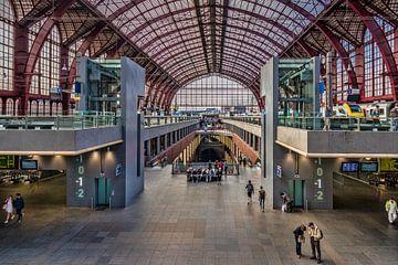 Antwerpen centraal van Bruno Hermans