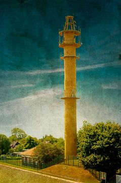 DE - Niedersachsen Old lighthouse from Schillig van