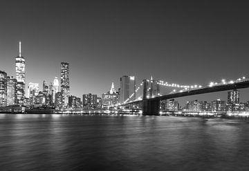 Skyline New York van Edwin Hendriks