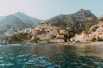 Positano Amalfi kust Italië van sonja koning