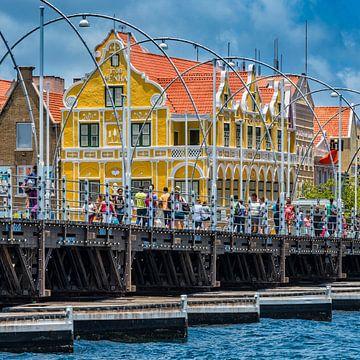 Willemstad Curacao van Keesnan Dogger Fotografie