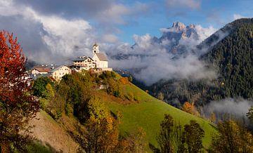 Colle St. Lucia, Dolomiten von Adelheid Smitt