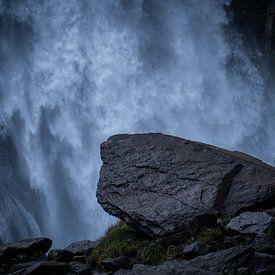Cascades de Krimml sur Thilo Wagner