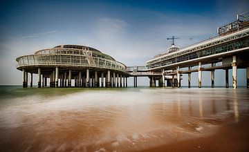 De Pier in Scheveningen van Charelle Roeda
