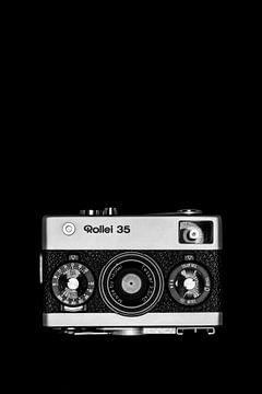 Die Rollei 35. Starke Konstruktion von Pascal Raymond Dorland