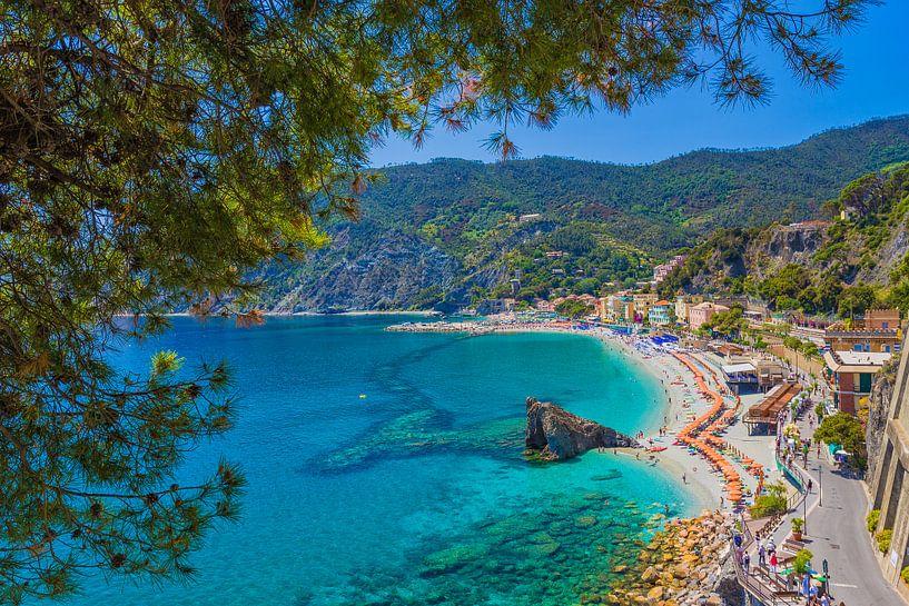 Monterosso al Mare - Cinque Terre, Italië - 2 van Tux Photography