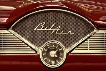 De Chevrolet Bel Air van Martin Bergsma