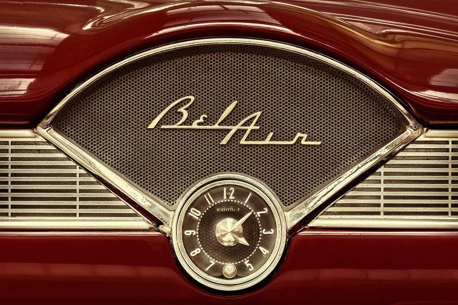 De Chevrolet Bel Air
