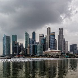 SINGAPORE 14 van Tom Uhlenberg