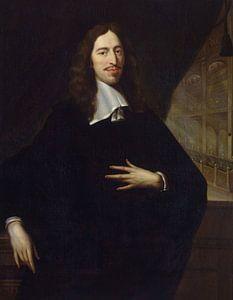 Porträt von Johan de Witt
