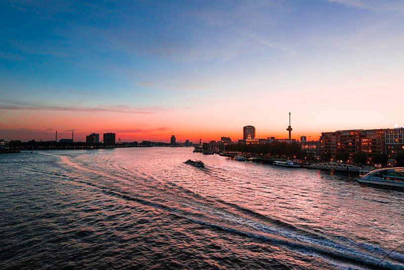 Rotterdam van Brian Morgan