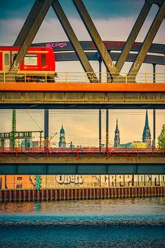 Deutschland, Hamburg, Hafencity von Ingo Boelter