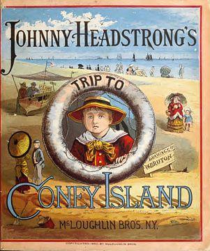 Coney Island Urlaubsanzeige von Atelier Liesjes