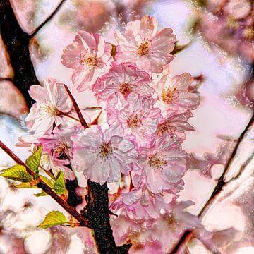 Digital Art Medium Fleurs Plantes Fleuries