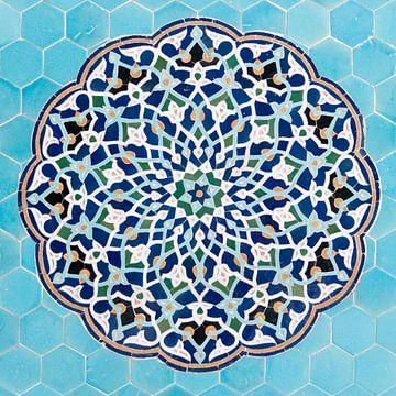 Mozaiek  von Adri Vollenhouw