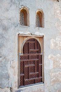 Gevel in het Alhambra