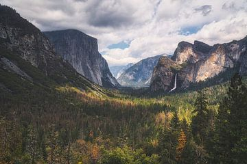 Atemberaubender Yosemite von Joris Pannemans - Loris Photography