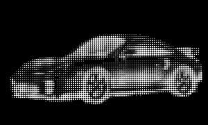 Porsche 911 Kunst